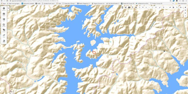 Saranac - Hydrography