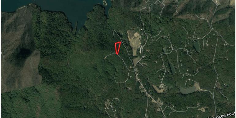 Curts Way Aerial Location