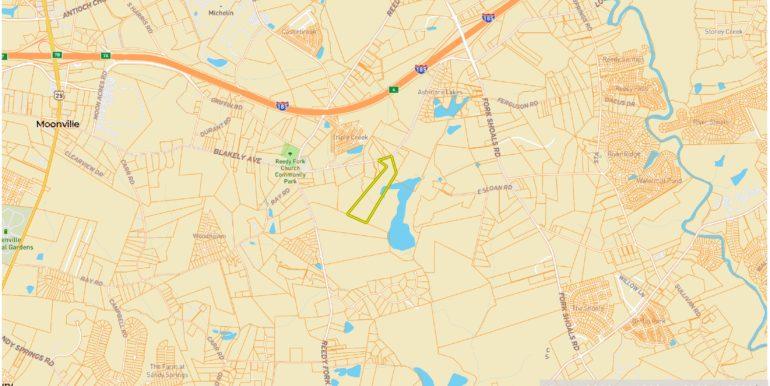 Street Map Location