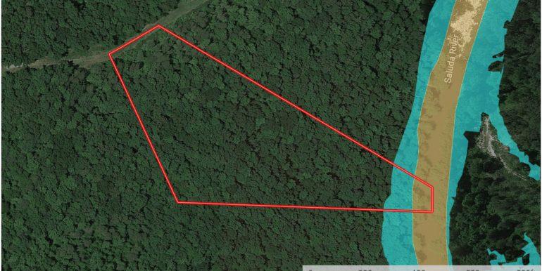 Lot 8 - Klima Tree Ct - Floodplain