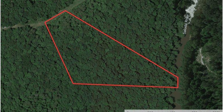 Lot 8 - Klima Tree Ct - Lot Lines