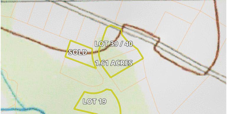 Barnett Valley Lots Topo 2