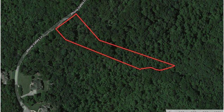 5 Rhone Valley Lane Lot Lines