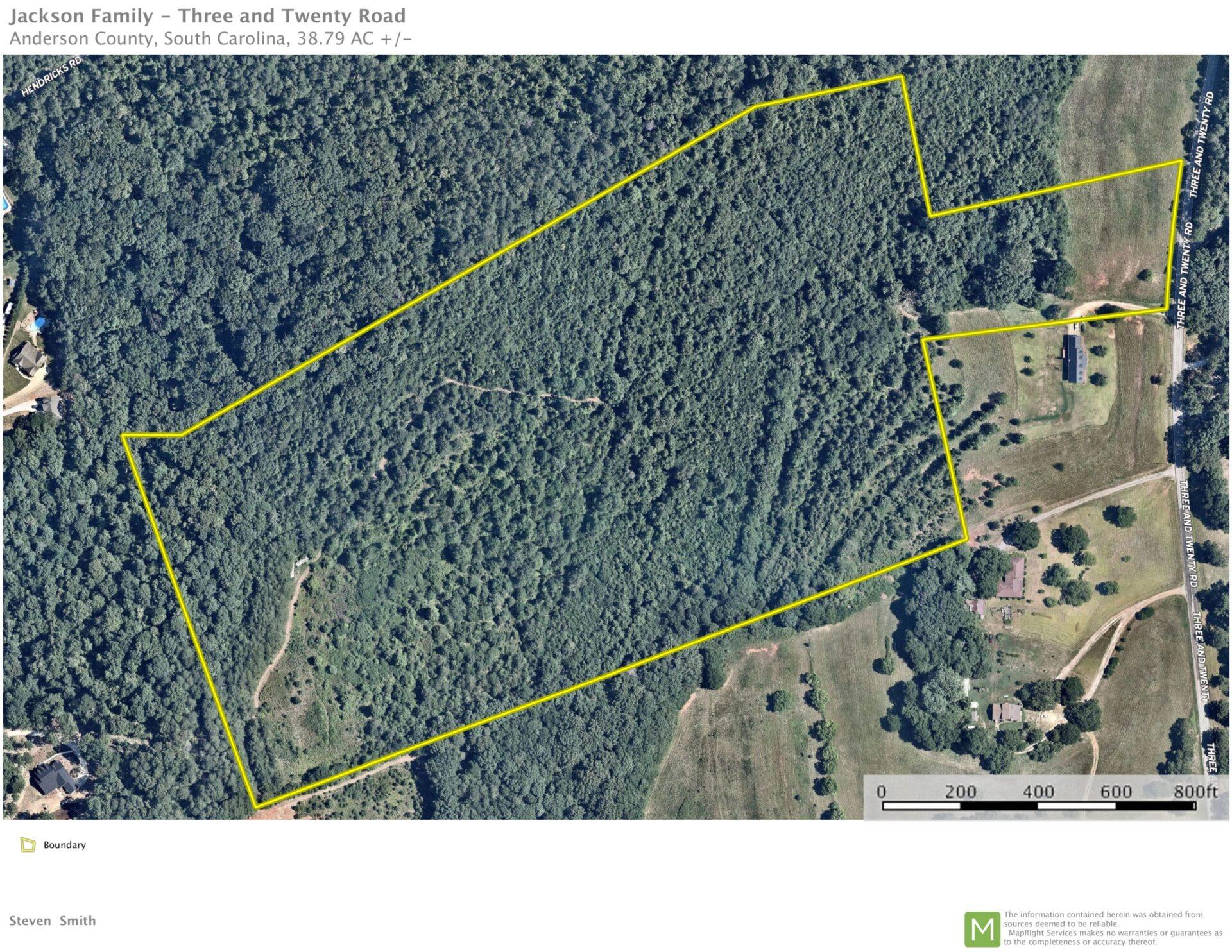+/-38.79 Acres-Development opportunity near Easley, SC