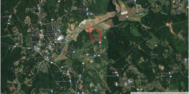 495 Bates Crossing - Area