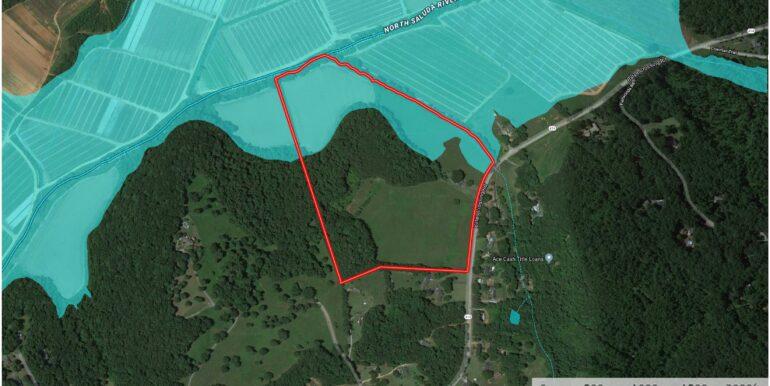 495 Bates Crossing - Flood Zone