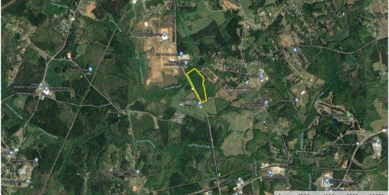 40 acre Blazer Aerial 3