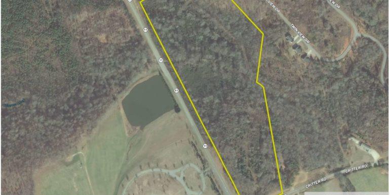 40 acre Blazer Aerial