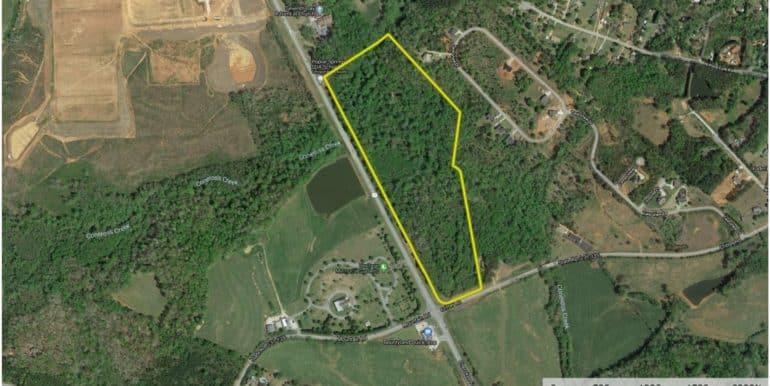 40 acre blazer Aerial 2