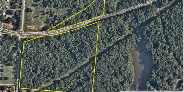 New Harrison Bridge Road 15.5 acres