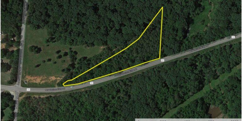 New Harrison Bridge Road Aerial 1.5 acres