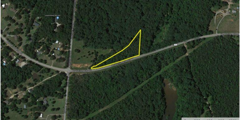 New Harrison Bridge Road Aerial 2 1.5 acres