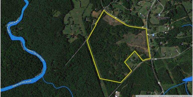 Wild Turkey 73 Acres Aerial