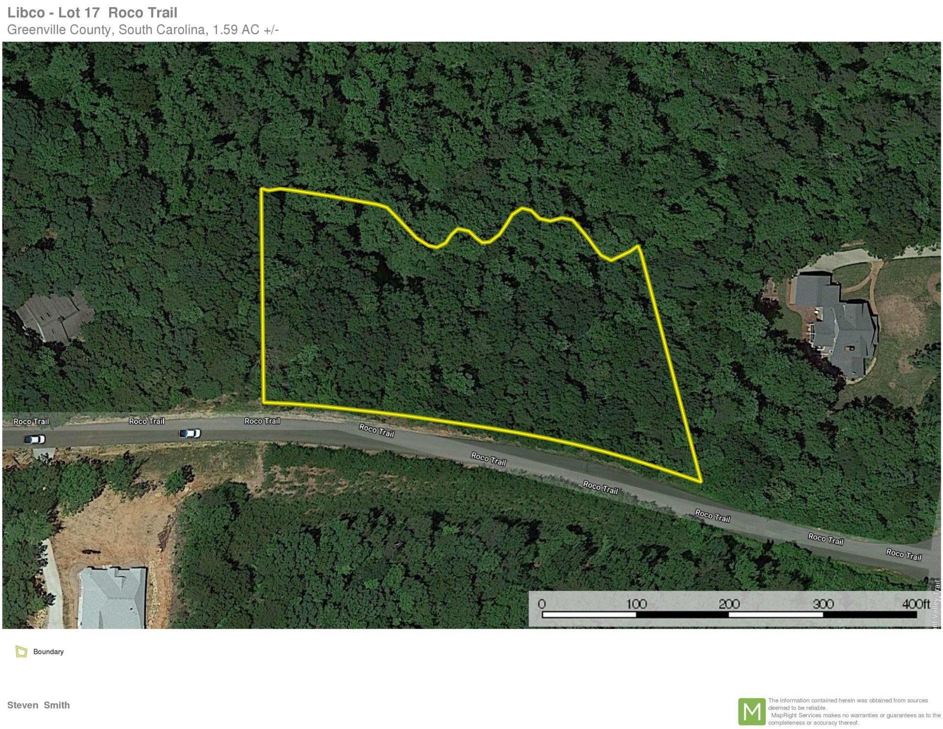 +/-1.59-Acres-Building Lot in Pleasant Valley Subdivision,Travelers Rest,SC*