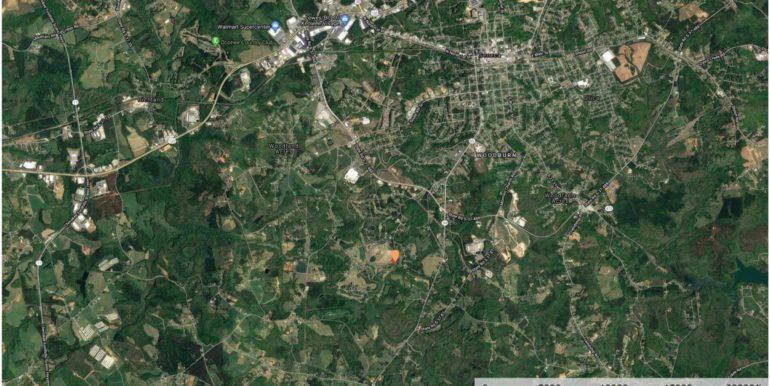 1033 Cross Creek Lane - Location