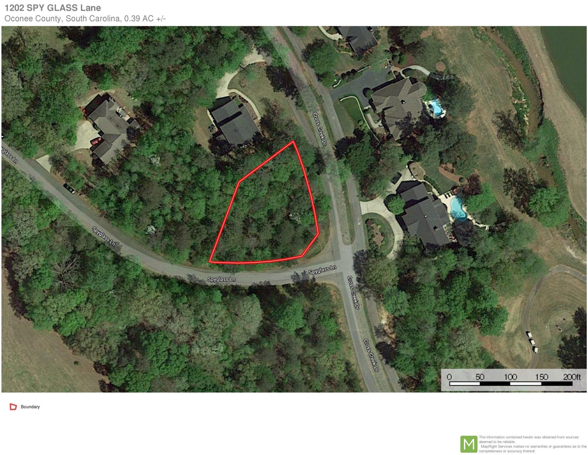 +/-.39-Acres-Residential Lot in Cross Creek Plantation*
