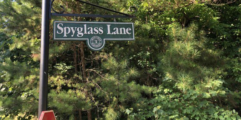 Spy Glass Sign