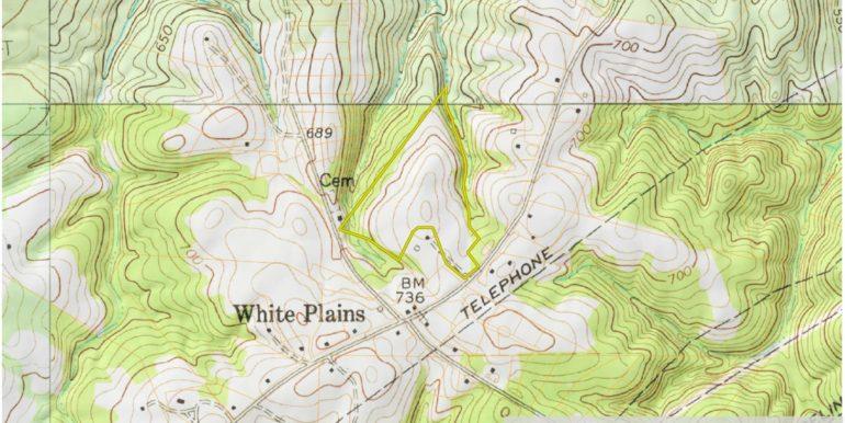 White Plains Topo 2