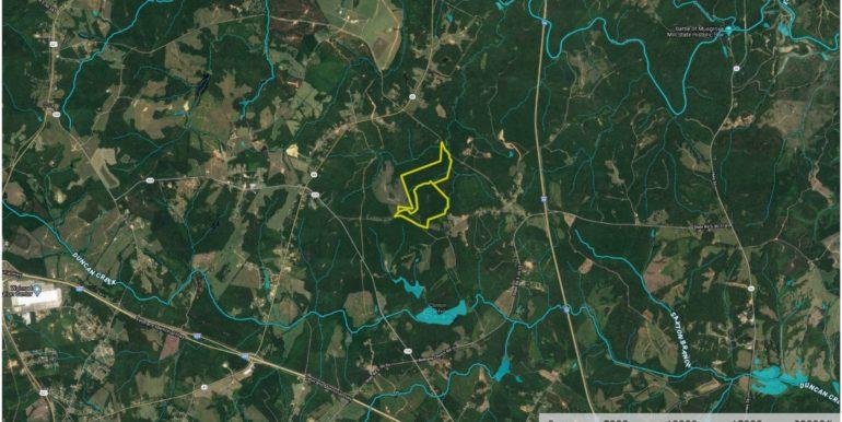 Bryson Estate Duncan Creek Aerial 3