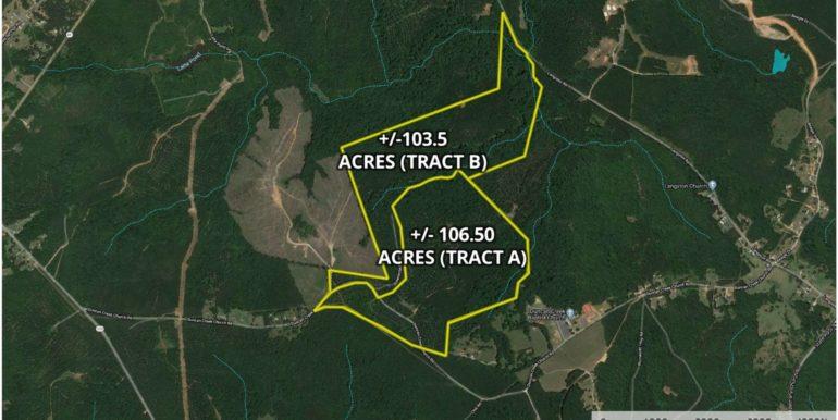 Bryson Estate Duncan Creek Aerial